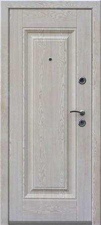 Модель Тёплые двери ТД-802 внешняя сторона