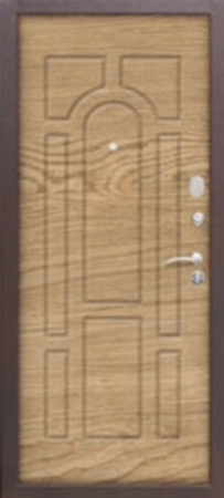 Модель Zetta Стандарт-3 внутреняя строна